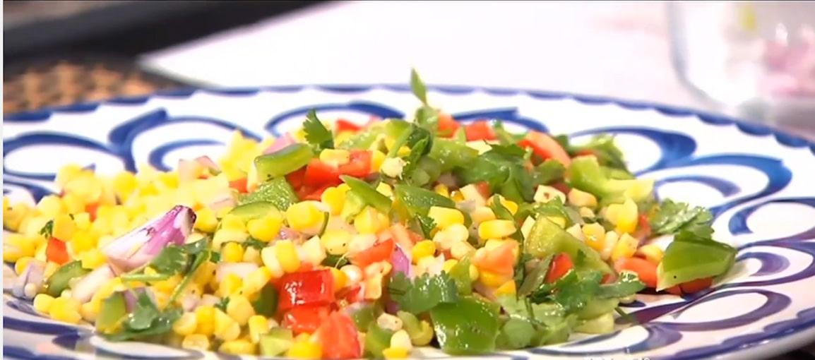 Corn Salsa 180