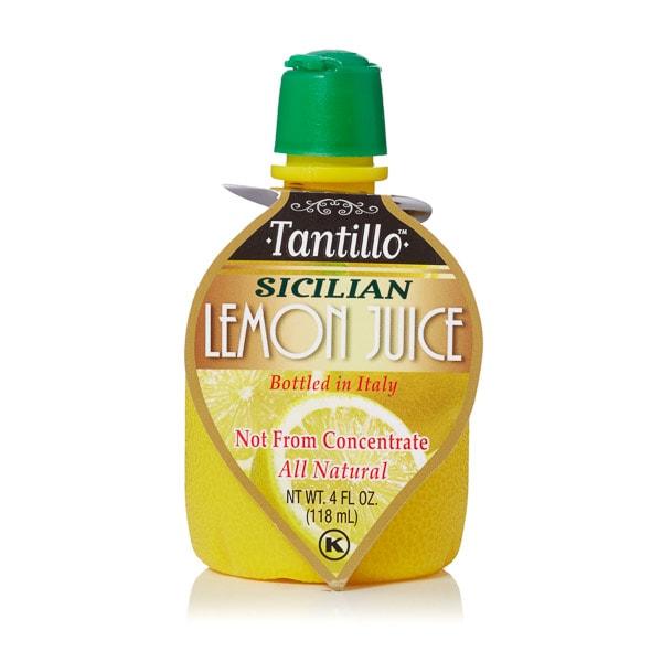 Tantillo Sicilian Lemon Juice – 4oz.