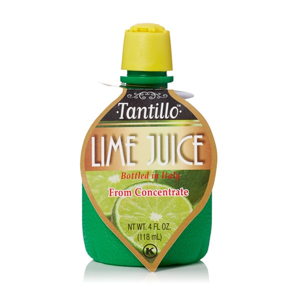 Tantillo Lime Juice (Packed In Italy) – 4oz.