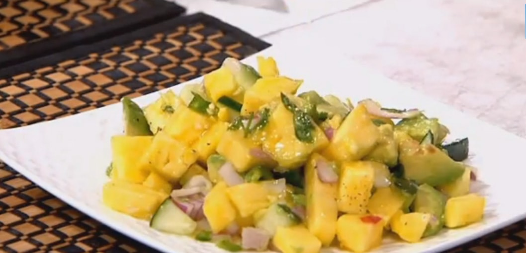 Pineapple Salad L 4 1