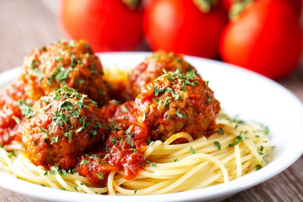 spaghetti and meatballs spaghetti and meatballs all amatriciana baked ...