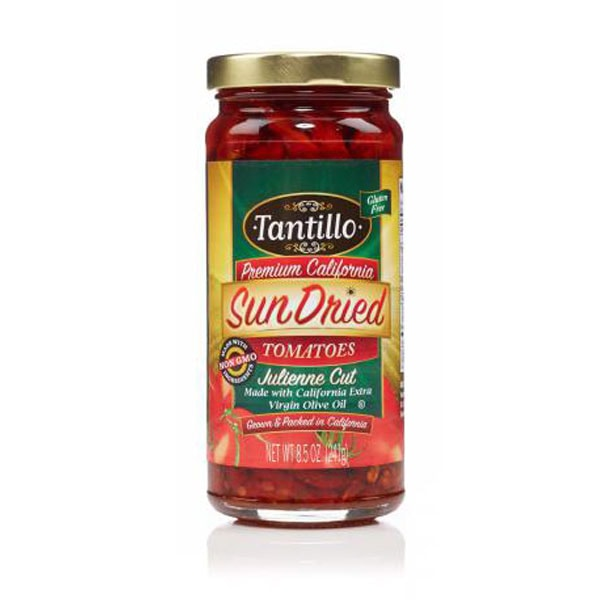 Tantillo Sundried Tomatoes Julienne – 8.5oz