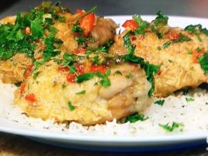 chicken with aspargus 9E