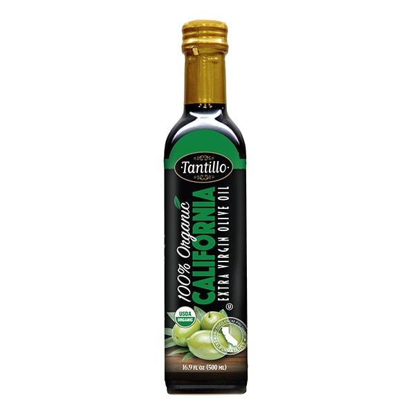 Tantillo California ORGANIC Extra Virgin Olive Oil – 500ml