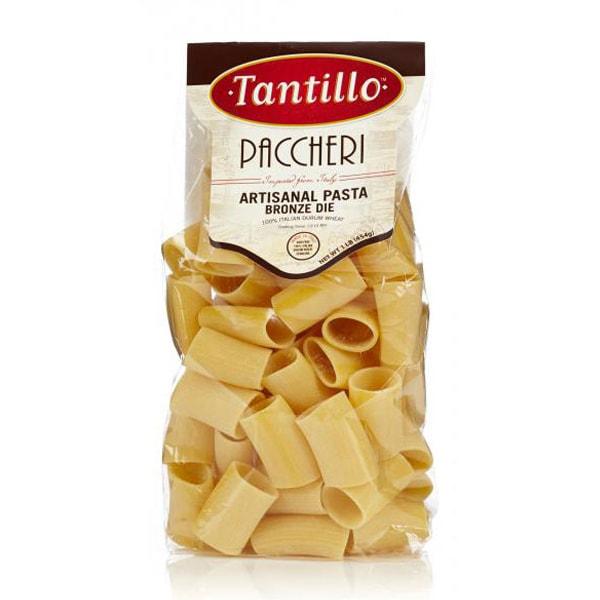 Tantillo Artisanal Paccheri Pasta – 1lb