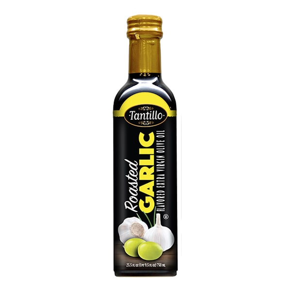 Tantillo Roasted Garlic Extra Virgin Olive Oil – 750ml