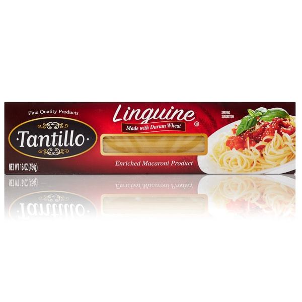 Tantillo Linguini Pasta – 1lb Box