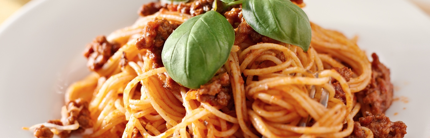 pasta product category header