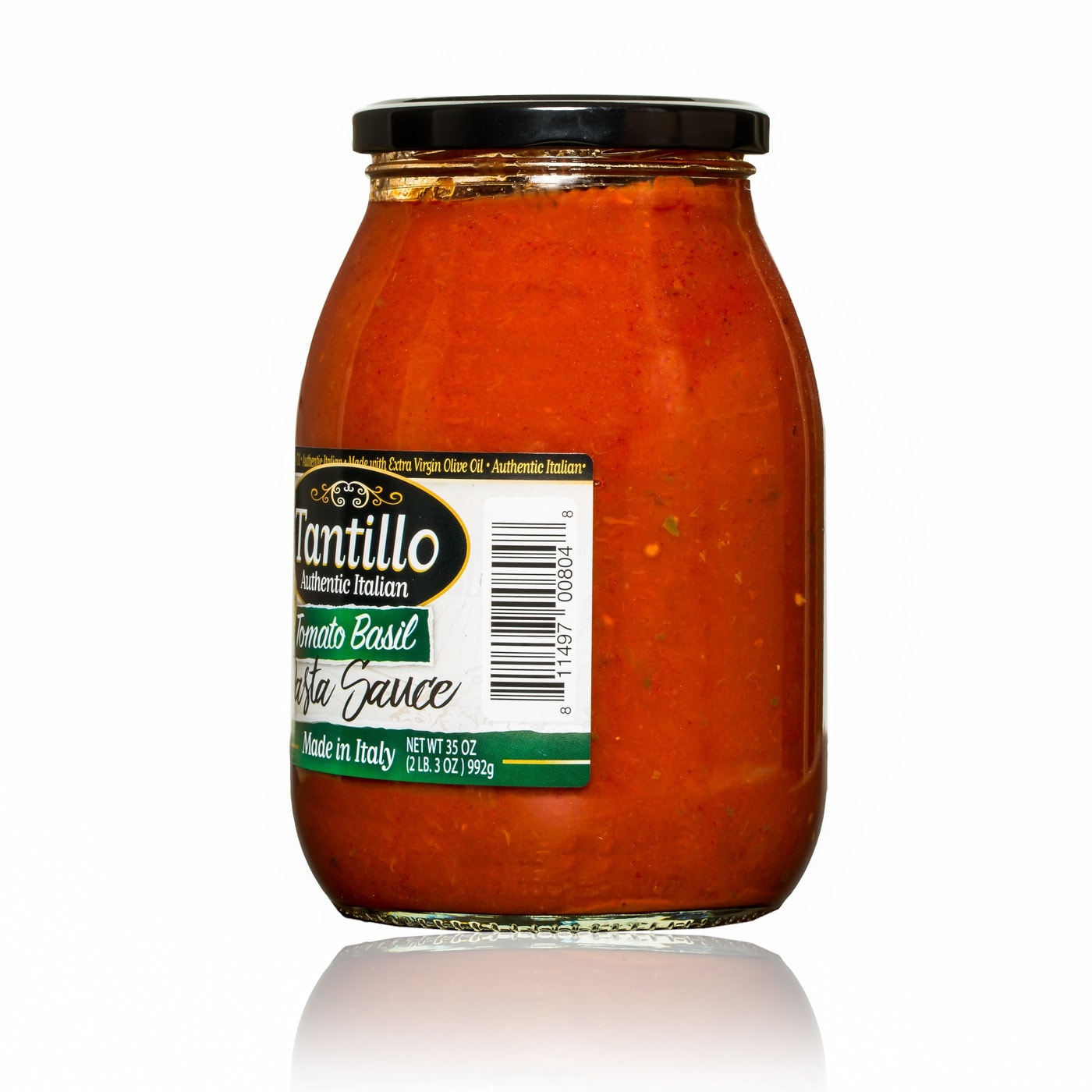 Tomato Basil Side