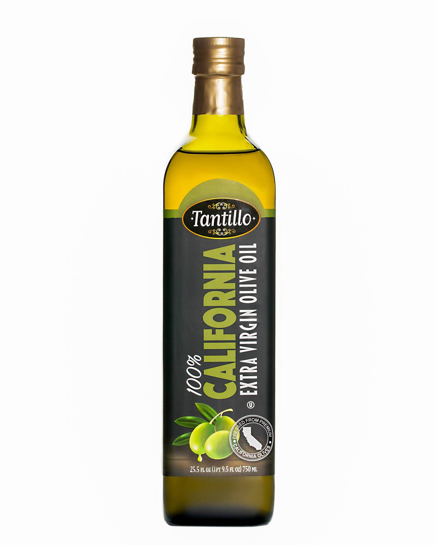 Tantillo California Extra Virgin Olive Oil – 750ml