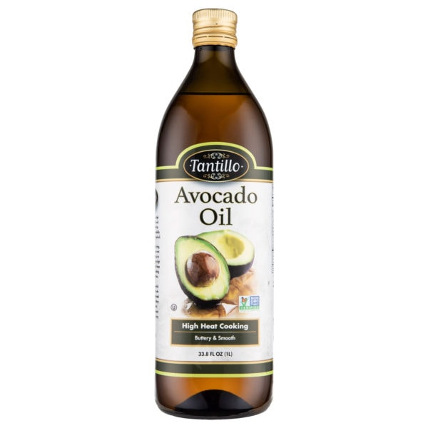 Avocado Oil Lable Front scaled